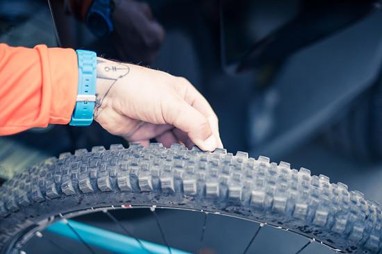 Schnelle Zeiten brauchen schnelle Reifen