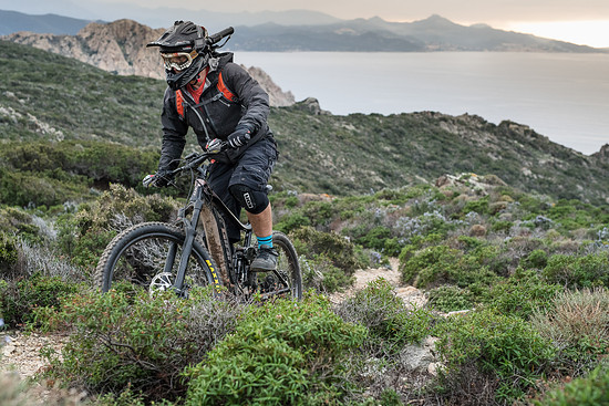 Die Strecken in Korsika boten ideale Testbedingungen.