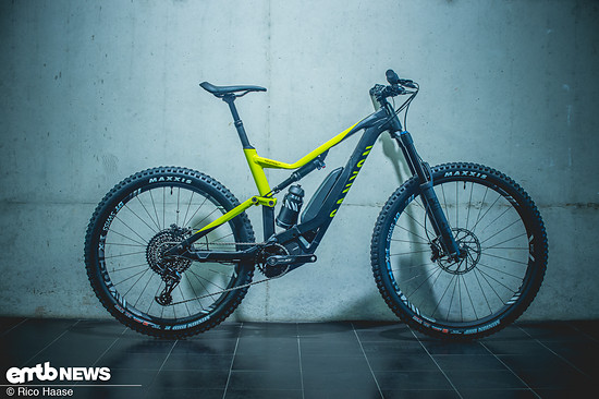 Vom Prototyp zum Serien-E-Bike – das finale Spectral:ON von Canyon