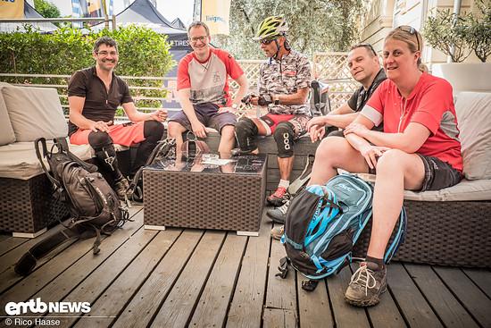 Rotwild Dialogride beim Bike-Festival 2018