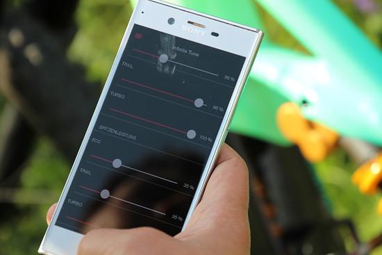 Mit der Version 1.2 der Mission Control App gibt es nun mehr Möglichkeiten Motorwerte anzupassen