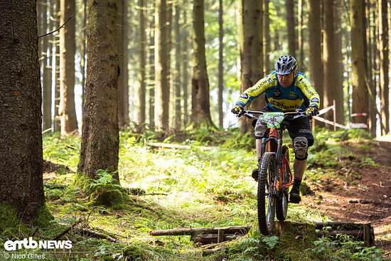 Enduro One in Roßbach 2018
