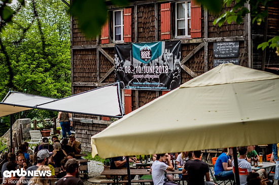 Beim Rock the Hill 2018 war einiges los