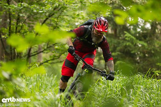 Spaß auf dem Trail – mit dem Trek Powerfly LT 9 hast du ihn!