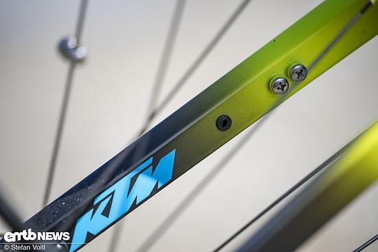KTM E-Bikes 2019 VS90121