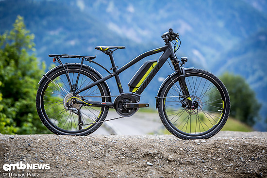 """Conway eMC 240 24"""" Kinder E-Bike"""