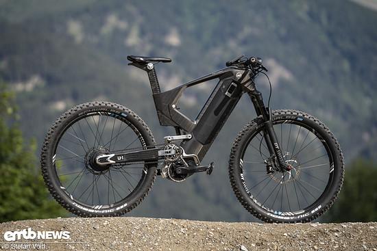 Mubea Konzept-E-Bike