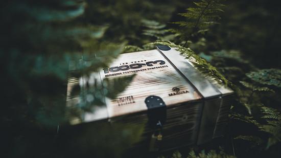 Die streng limitierte Sonderedition der Magura MT1893 kommt in einer hübschen Transportbox aus Holz
