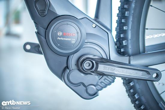 Mit seiner Power ist der Bosch Performance CX ideal für schwere Nutzer