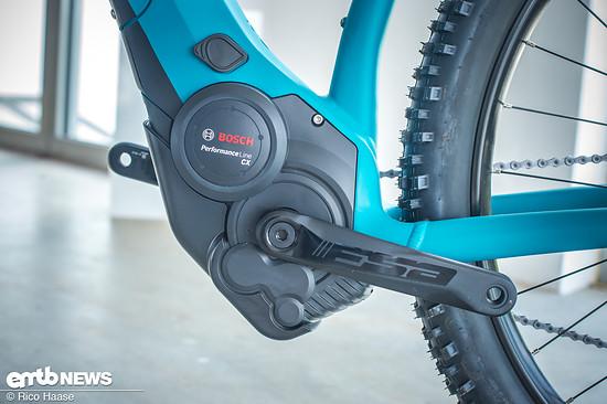 Bosch Performance CX und ...
