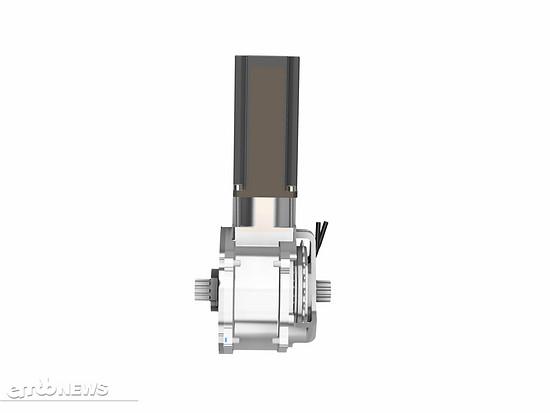 Mit einer Breite von nur 126 mm soll die kleine Bauform Rahmendesigns zukünftig einfacher machen
