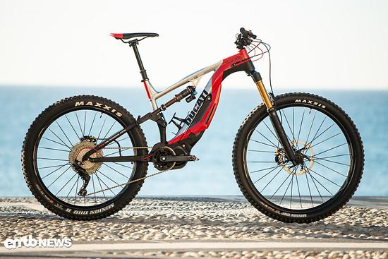 Ducati MIG-RR powered by THOK E-Bikes