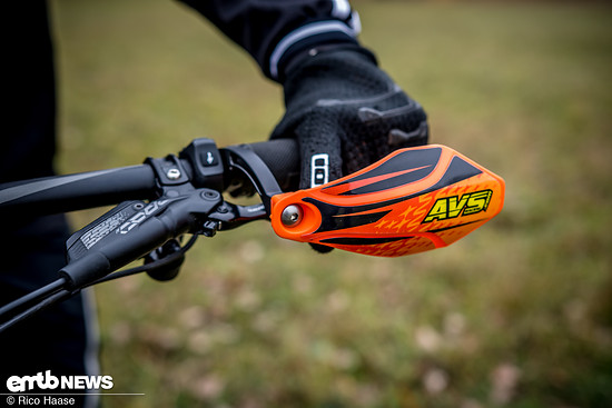 AVS Racing Handguards
