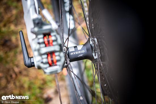 DT Swiss Hybrid-Laufräder sorgen für seidenweichen Lauf und lange Lebensdauer