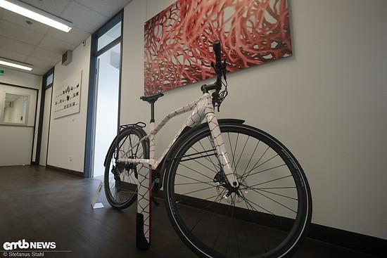 Kunst trifft E-Bike 2