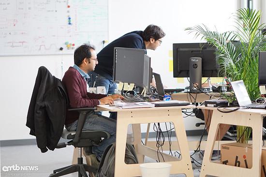 In der Elektronik-Entwicklung