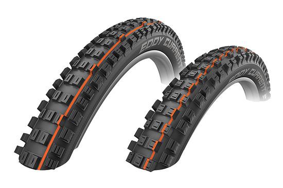 Reifen mit ordentlich Grip: Schwalbe spendiert einen Satz Eddy Current-Reifen