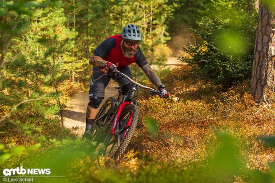 Bike Ahead biturboE im Test bei eMTB-News.de