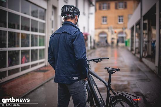 Ein mulmiges Gefühl im Bauch wenn man sein E-Bike in einer kleinen Gasse abstellt?