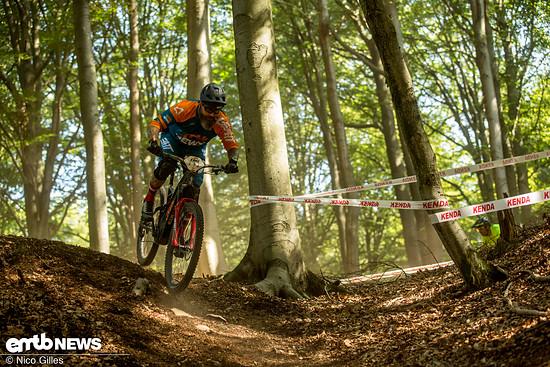 Bei bestem Wetter fand 2018 die E-Bike DM in Wipperfürth statt