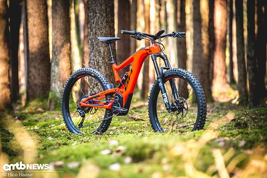 Die Geometrie des BH Bikes Atom-X Carbon verspricht eine komfortable, zentrale und aufrechte Sitzposition.