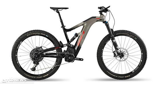 BH Bikes Atom X Carbon Lynx 5.5 27,5 Plus Pro Eagle