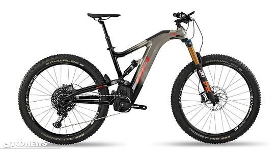 BH Bikes Atom X Carbon Lynx 6 27,5 Plus Pro Eagle