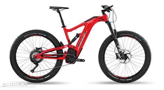 BH Bikes Atom X Carbon Lynx 5.5 27,5 Plus Pro XT11