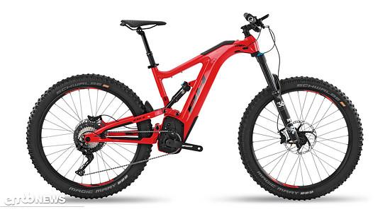 BH Bikes Atom X Carbon Lynx 6 27,5 Plus Pro XT11