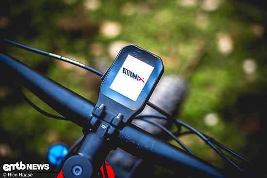 Das Display ist eine Eigenentwicklung von BH Bikes und überzeugt mit …