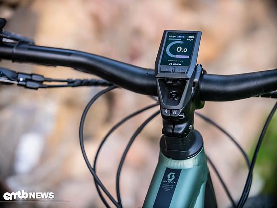 Neu hingegen ist das Bosch Kiox Display, welches sich mittels Bluetooth mit dem Smartphone verbinden lässt.