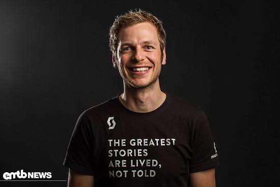 """Andreas Ziegler, E-Mountainbike Product Manager: """"mit dem Strike eRIDE bieten wir ein eMTB für die etwas entspannteren Kunden an"""""""