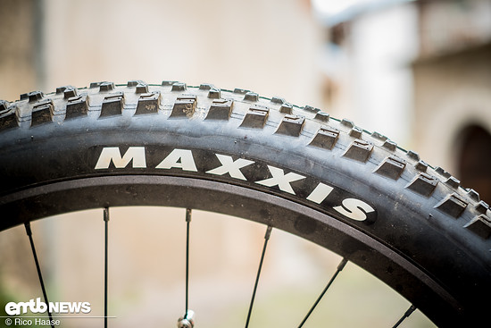 32 % halten Maxxis für die beste Reifen-Marke