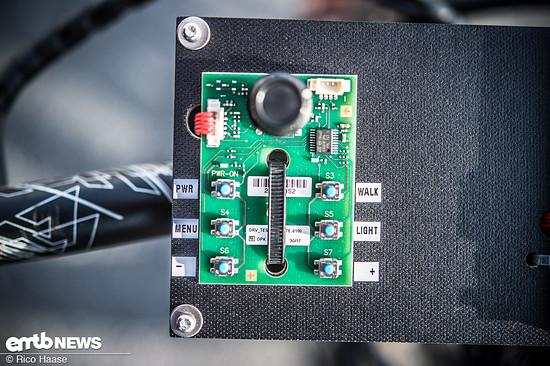 Um eine neue Remote-Einheit entwickeln zu können, ...