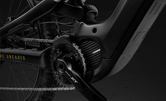 01 Decoy cf pro race titan Motor Driveside