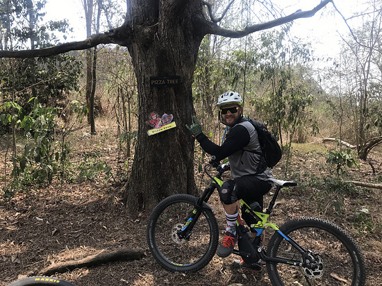 Khao Mai Kaeo KMK MTB Trails (Pattaya) Chonburi TH