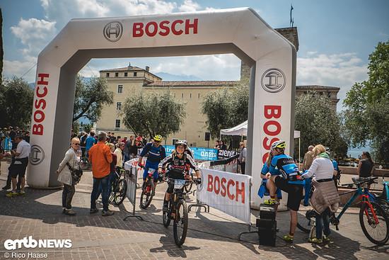 Die Bosch eMTB-Challenge findet bereits zum dritten Mal in Riva statt