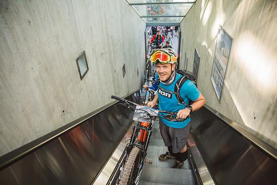 Bike Opening Sölden soel schnitzeljagd 02 18