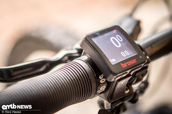 Klein und leicht wie eine Smartwatch, und dennoch alle wichtigen Daten direkt im Überblick
