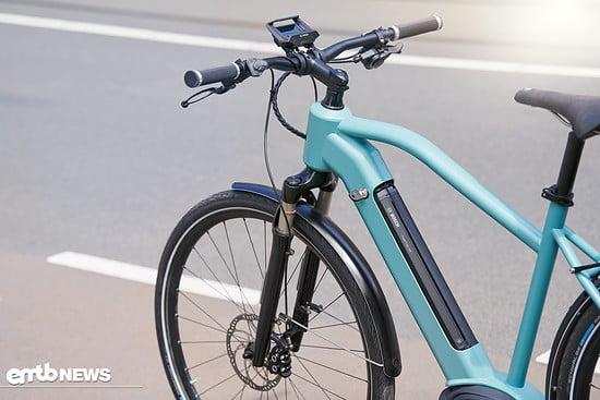 Gerade bei günstigerer E-Bikes macht der ...