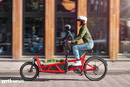 Bosch hat jetzt auch einen speziellen Motor mit einer Abstimmung die ideal auf die Anforderungen eines E-Cargobikes abgestimmt worden ist