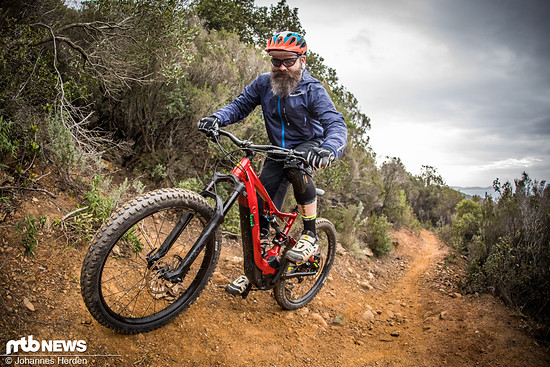 Das Specialized Turbo Levo FSR Comp CE 6Fattie