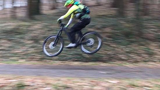 fliegendes HNF XD 1 Trail