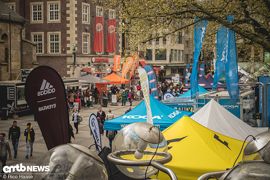 Das E — BIKE Festival Dortmund presented by SHIMANO