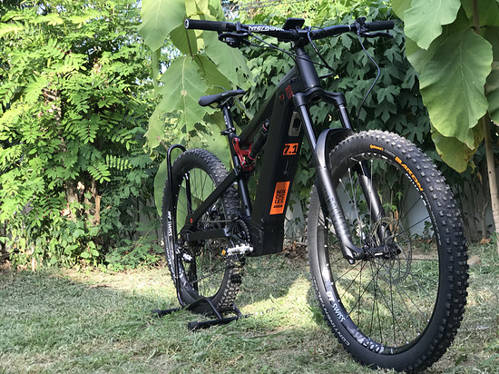 Nox Cycles Hybrid 7.1 Enduro 180mm