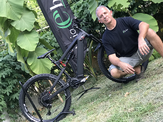Nox Cycles Hybrid 7.1 Enduro 180mm