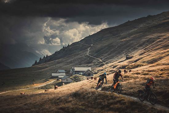 E-Bike Tour du Mont Blanc