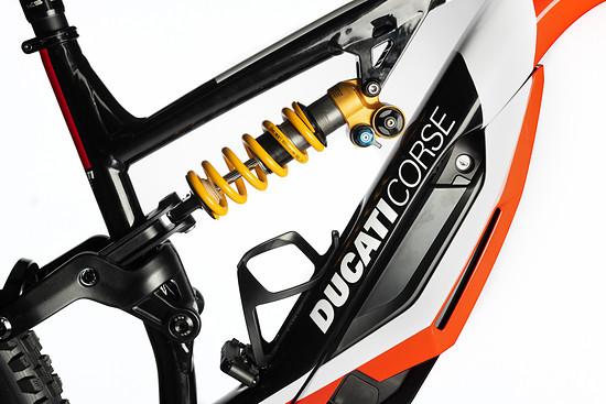 Ducati setzt beim MIG-RR Limited Edition auf ein Öhlins-Fahrwerk
