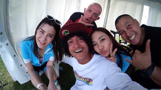 Schönes Wochenende in Pattaya auf dem Siam Country Club Golfplatz.