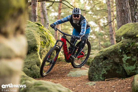 Trek Rail 9.9 im Test
